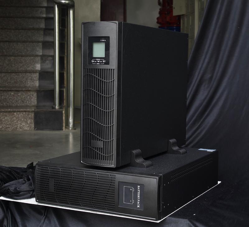 易事特机架式UPS电源厂家直销(1~~10KVA)