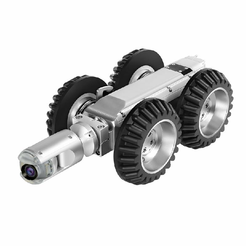 SINGA100 管道机器人 最小管道CCTV检测机器人