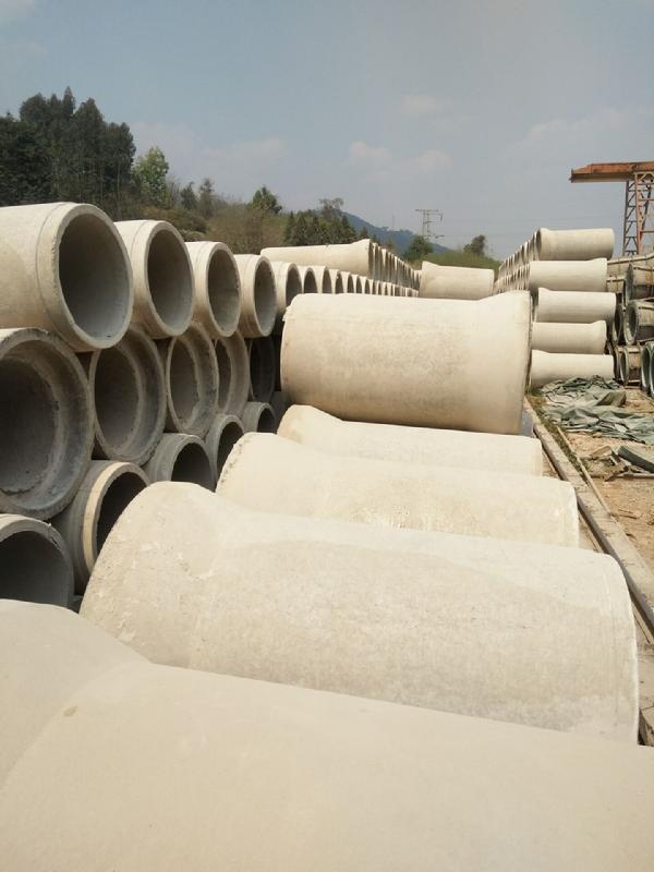 II级钢筋混凝土承插排水管  φ500mm   2m/根