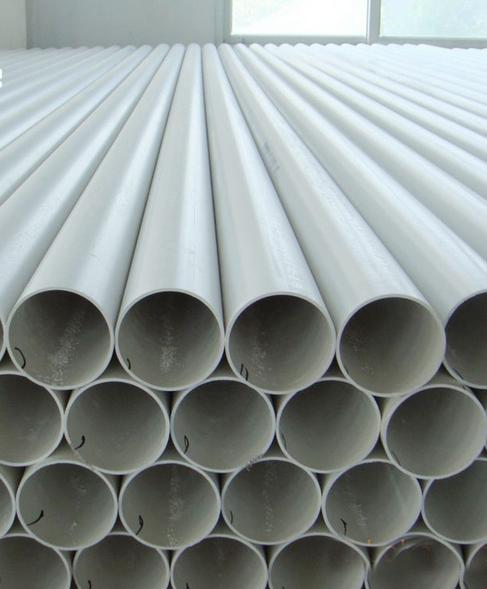 供应防腐UPVC排水管 排污管 大口径PVC-U排水管 upvc塑料管 价格优惠