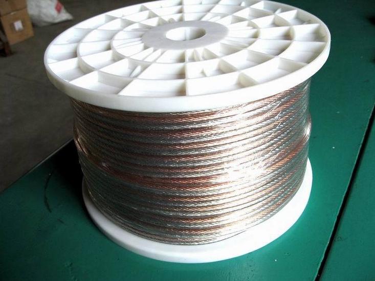 红黑喇叭线缆 RVB 2*1.0