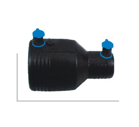 电熔异径套管 聚乙烯PE管件与连接系列 华瀚管道 管业先锋