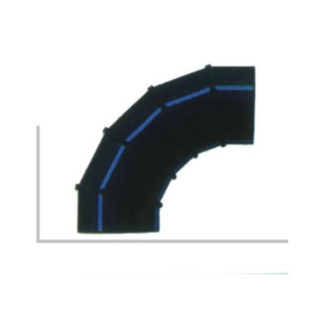 焊制90度弯头 (710<dn<1600) 聚乙烯PE排水管热熔对接管件系列(焊接) 华瀚管道 管业先锋