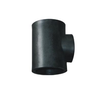 异径三通 PE承插式给水用管件 dn25-dn110 华瀚管道 管业先锋
