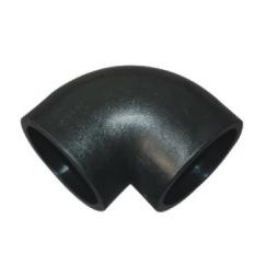 90度弯头 PE承插式给水用管件 dn20-dn110 华瀚管道 管业先锋