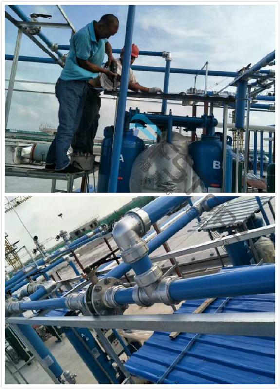 氮气管道福斯特厂家按安装设计一体