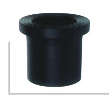 法兰头 dn40-dn630 华瀚PE聚乙烯燃气管热熔对接管件系列(注塑)