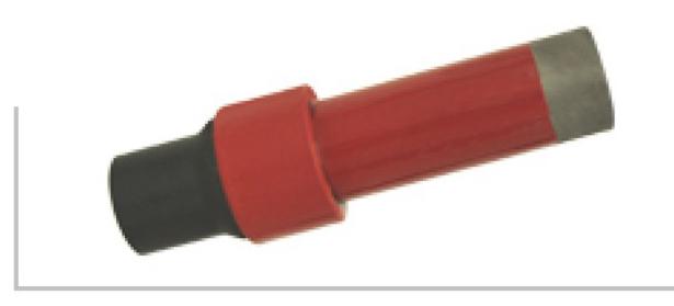 钢管式钢塑料转换 dn30-dn315 华瀚PE聚乙烯燃气管热熔对接管件系列
