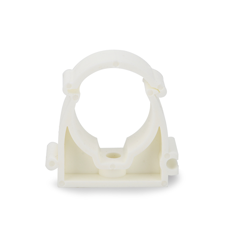 世丰 家装白 PPR管 白色管件 U型塑料管卡 白色 D25