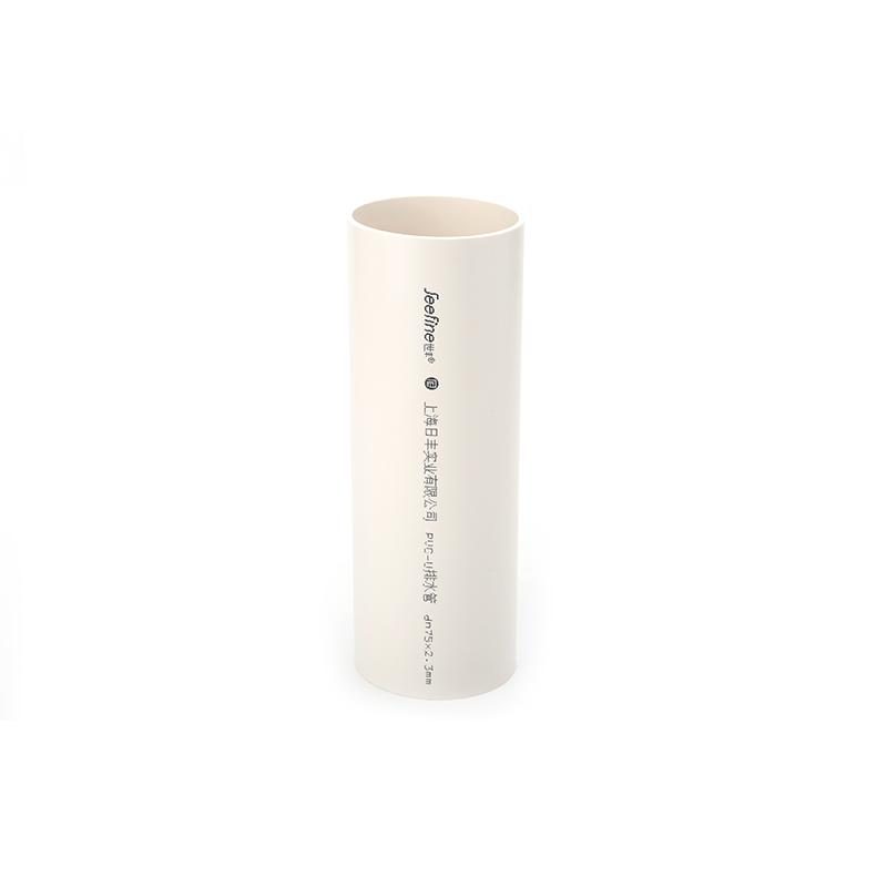 世丰 PVC 坚壁管 排水管 白色