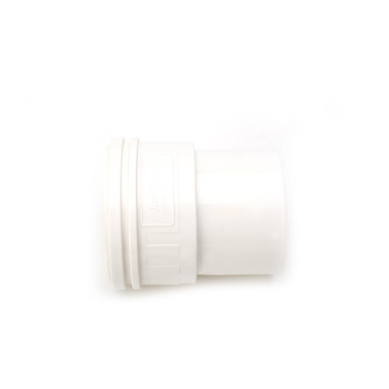 世丰 PVC管 白色管件 雨水管接头 白色