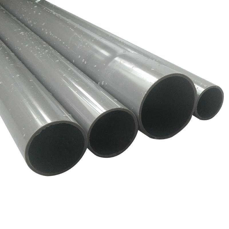 台塑南亚管道 PVC水管 国标UPVC给水管 饮用水管 塑料管 化工管