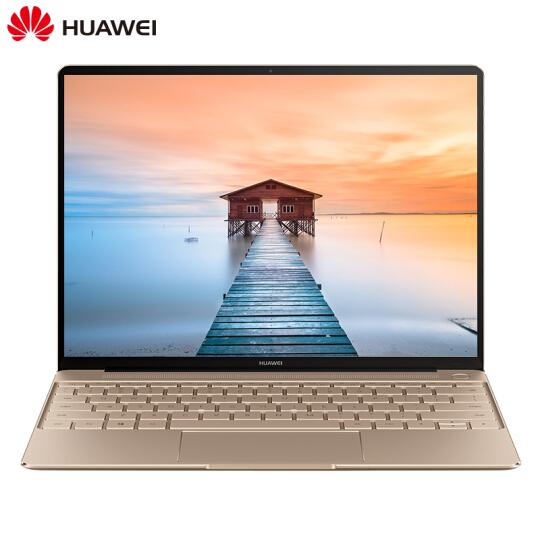 华为(HUAWEI)Matebook X(13寸)I7 8G 512G 集显 扩展坞 2K屏 指纹