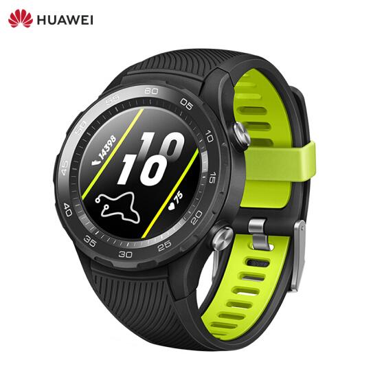华为(HUAWEI)WATCH 2 2018 4G-eSIM版 智能手表