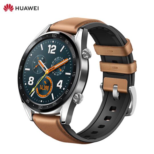 华为(HUAWEI)WATCH GT时尚版 钢色 华为手表