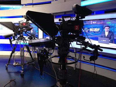 KameRa演播室提词器 新闻直播 德国无色差超薄2mm分光镜