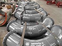 江苏DN450耐磨陶瓷复合管道直销