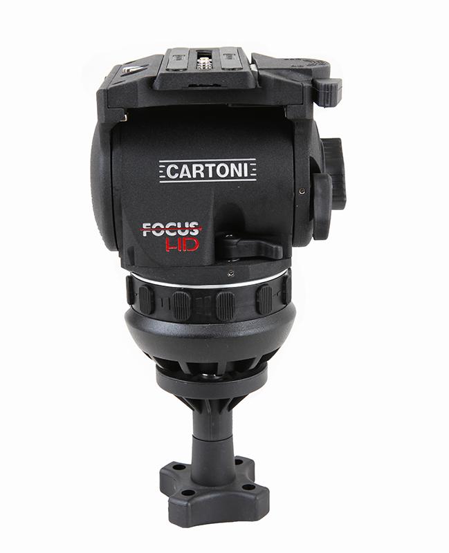 Cartoni拍鸟液压云台  加通尼摄影液压云台 FOCUS HD云台