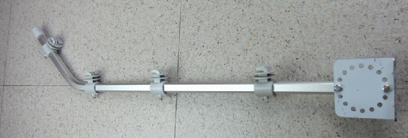 L型铝合金承力杆