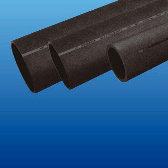 深塑管业 PE给水管 聚乙烯水管 直管系列 SDR11 公称压力1.6MPa PE100
