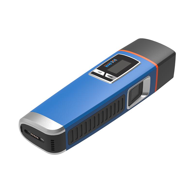 金万码指纹巡更机电子巡更系统保安指纹识别打点器巡检器防作弊巡更棒 WM-5000X1