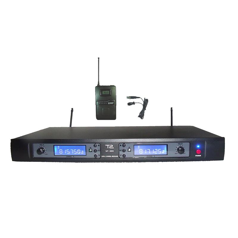 无线领夹麦克风 UF300/F20