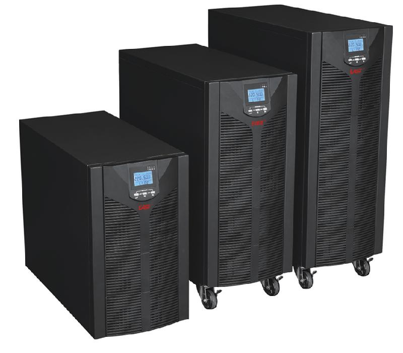 易事特高频智能化UPS电源厂家直销(6-20KVA)三进单出