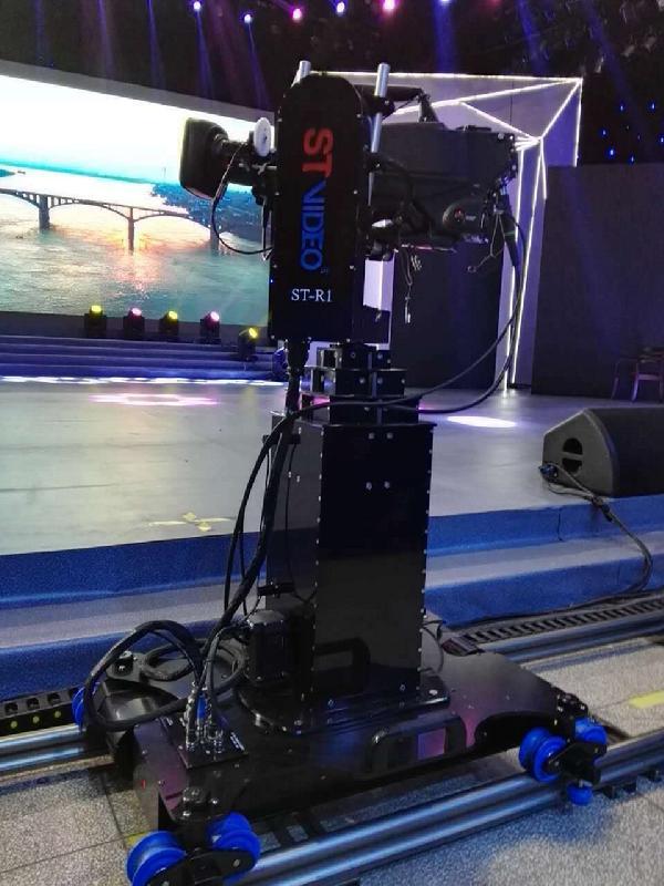ST-R1演播室轨道机器人系统 CAMERA ROBOT