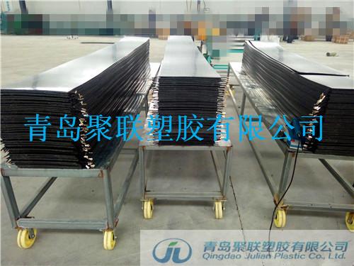 钢带管、中空壁管专用电热熔带、热熔带找青岛聚联塑胶 厂家直销