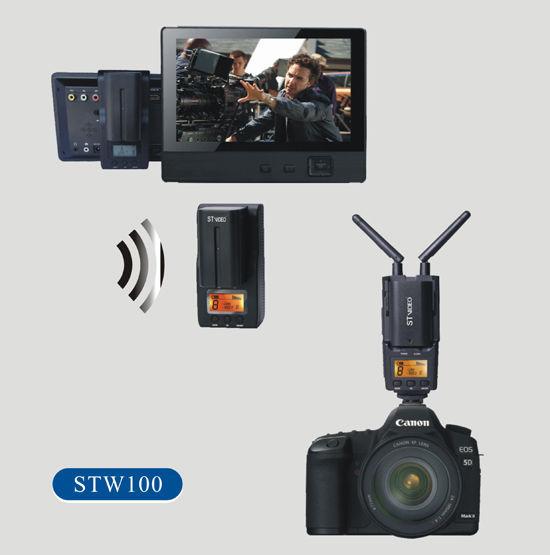 ST Video 100米高清无线图传 高清无延时压缩 WHDI无线传输系统