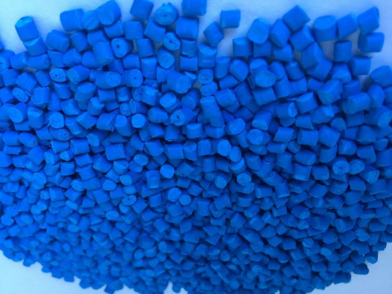 厂家直销彩色母 吹膜 注塑 拉丝 管材 片材等 蓝色1363