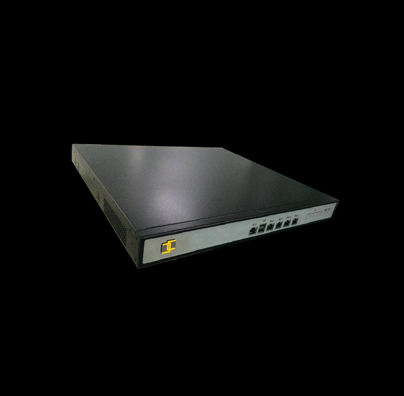 1U上架式网络安全主机
