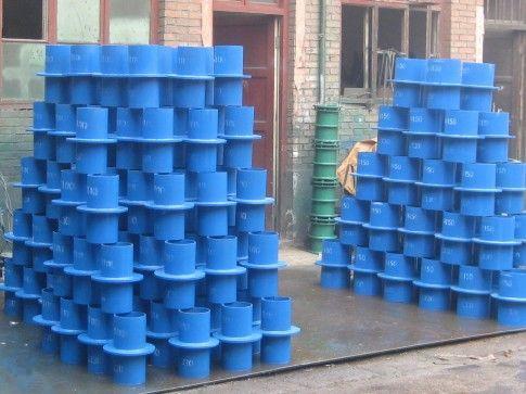电缆用防水套管一般多个排列在一起n