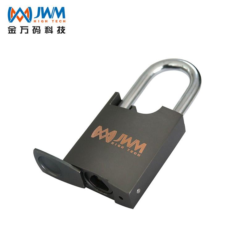 金万码(JWM)智能无源巡检锁 机柜锁电子锁  基站锁 设备箱锁 无源挂锁WM-2000S1